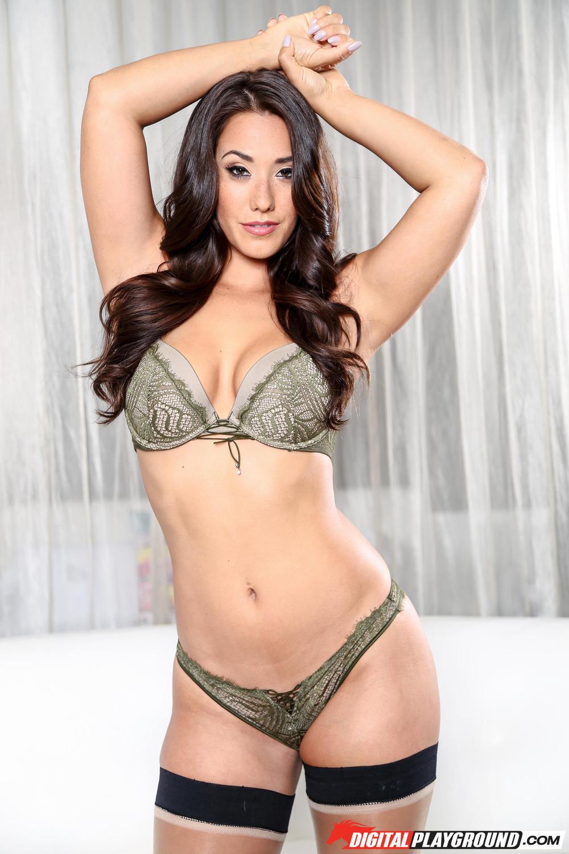 hairy pornstar eva lovia slips out her sexy bra and panties at