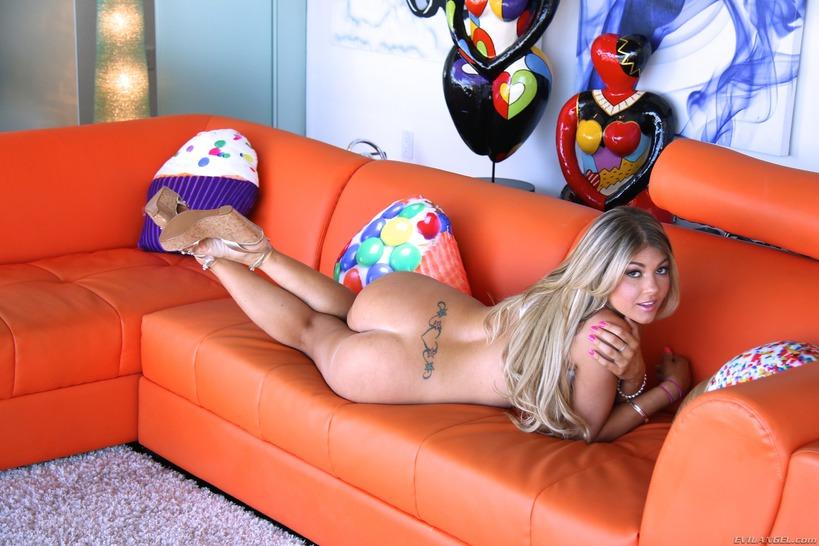 Busty Hayley Marie