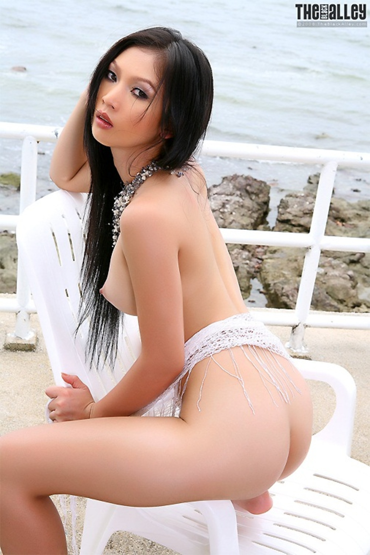 Hairy Petite Asian