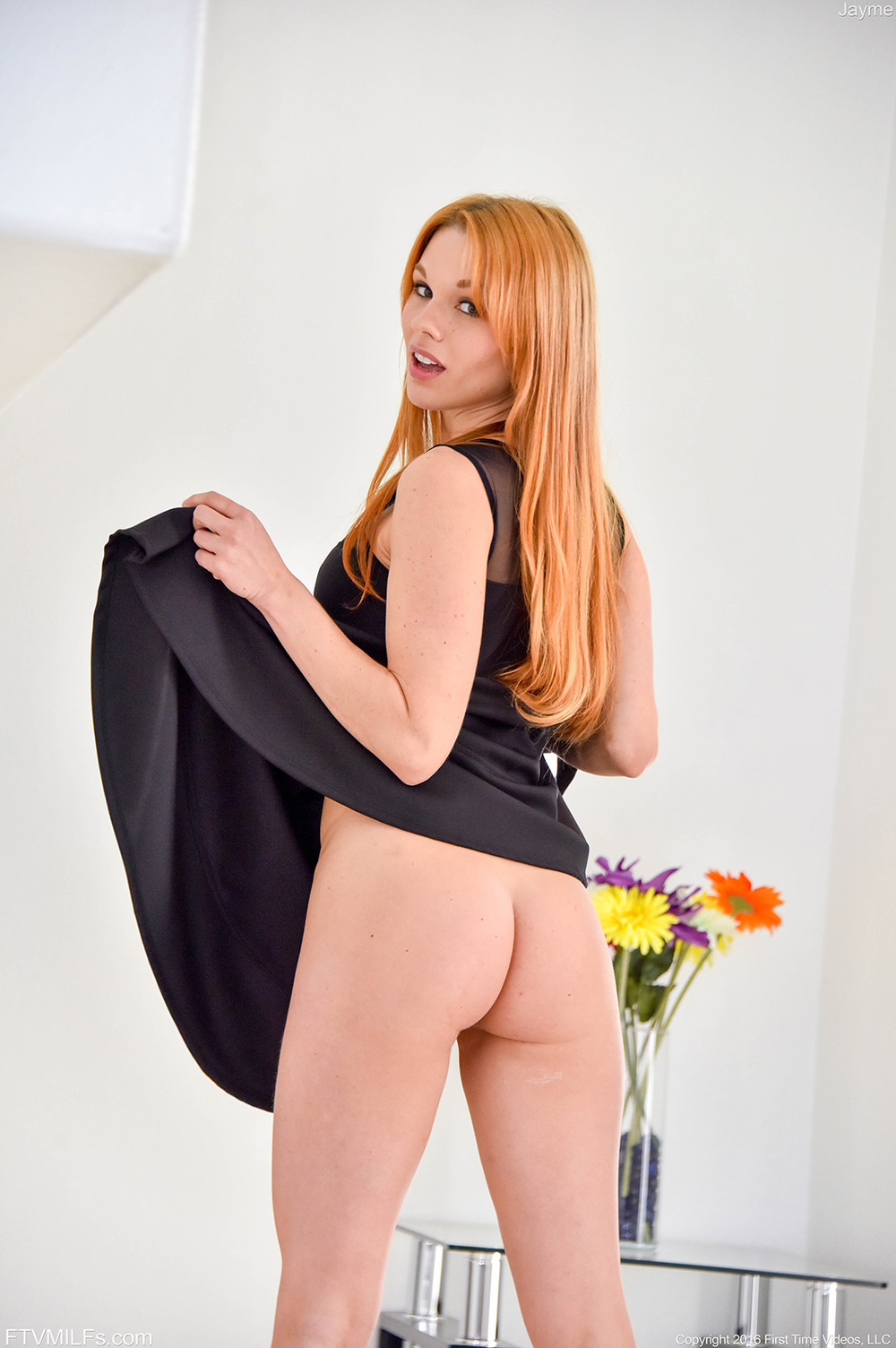 Bryci's Panties Into Her Pussy