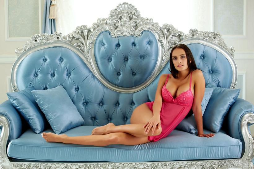 Beatriz Aguiar Glamour Latina Dream Babe