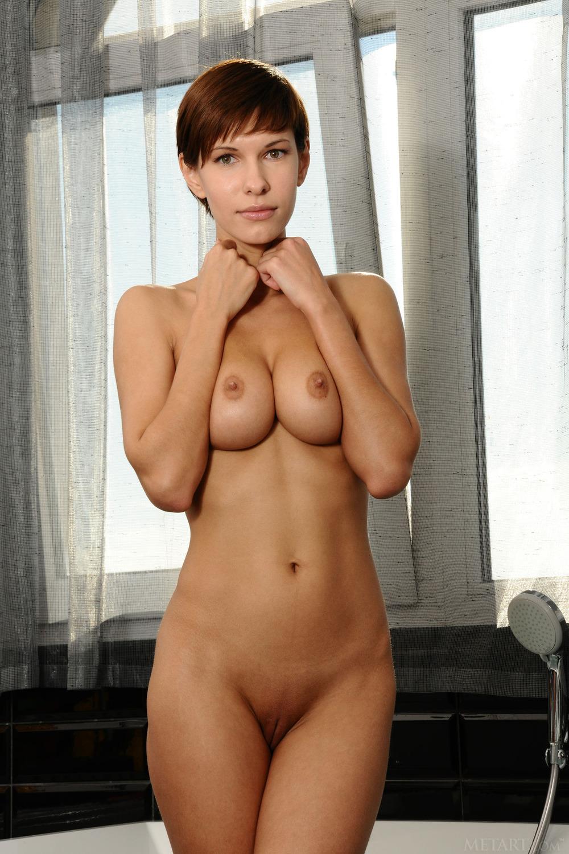 Blonde Euro Playmate Marianna Merkulova