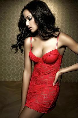 Gorgeous Celeb Selita Ebanks