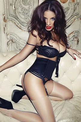 Sexy Celeb Lacey Banghard