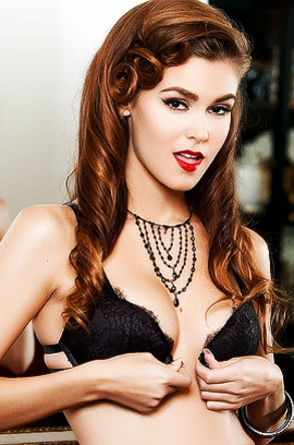 Cybergirl Amberleigh West