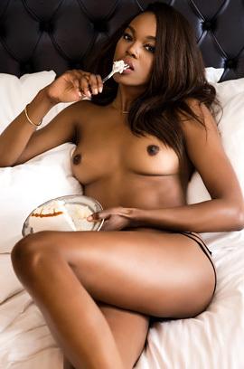 Sweet Chocolate Eugena Washington