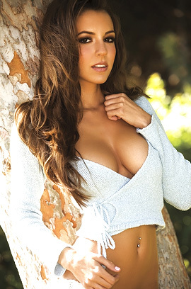 Introducing Shelby Chesnes, A New Playboy Model