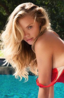 Kristy Garett Hot Playboy Babe