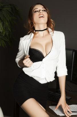 Cybergirl Caitlin McSwain