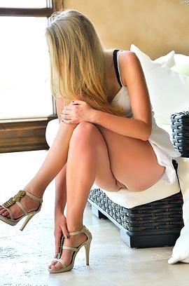Victoria Cute Blonde