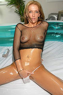 Hot Oiled Babe