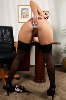 Milf Bitch Strips To Nude