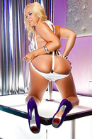 Sarah Vandella Stripper Experience