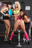 Mercedes Carrera, Bridgette B, Nikki Delano