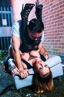 Kinky Prostitute Chantelle Fox Gets Fucked In The Backyard