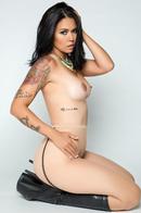Dana Vespoli Strips In Casting