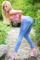 Busty Blonde Xo Gisele