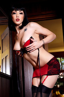 Asphyxia Noir Exotic And Slutty Babe Strips