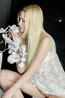 Pretty Blonde Babe Lisa Dawn